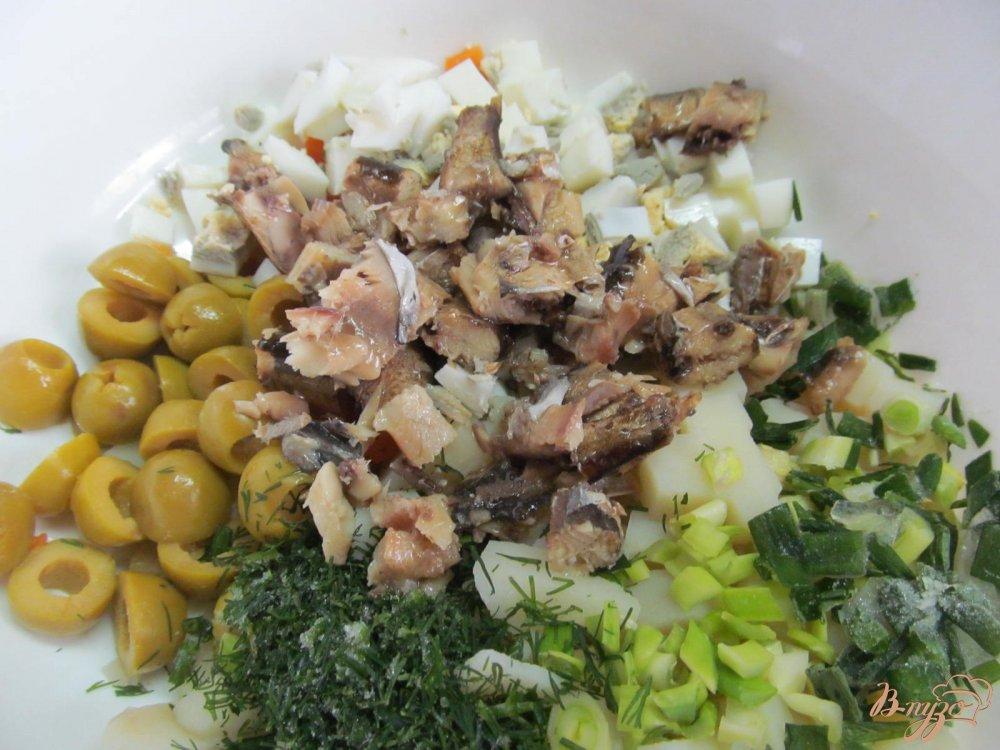 Как приготовить салат со шпротами