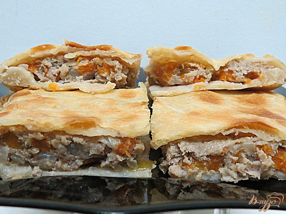 Пирожки из тыквы и риса в духовке рецепты 80