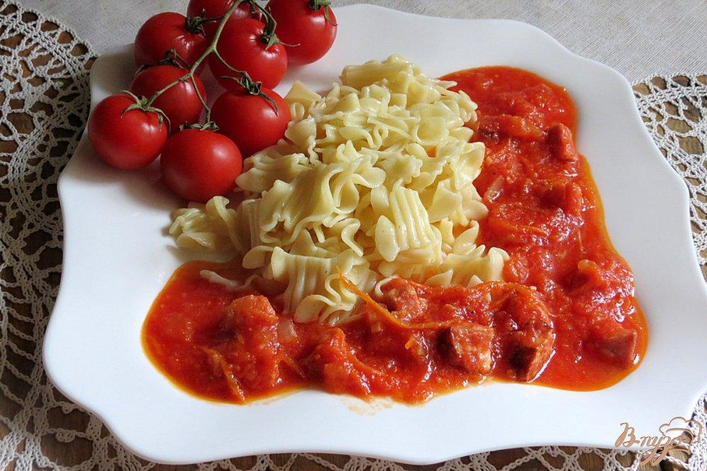Как сделать соус для спагетти 137