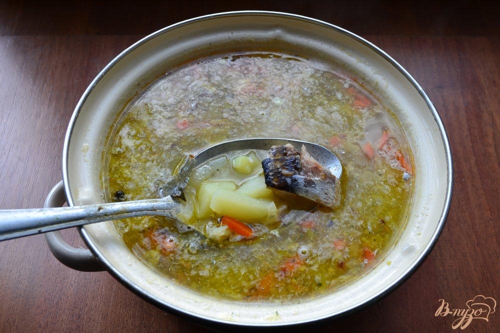 Суп с консервами рыбными и рисом рецепт пошагово в кастрюле 77