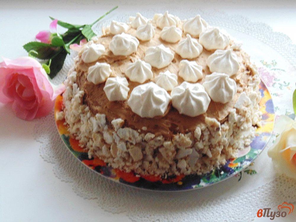 Торт морское дно рецепт с фото пошагово
