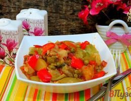 Рецепты блюд с пошаговыми фото
