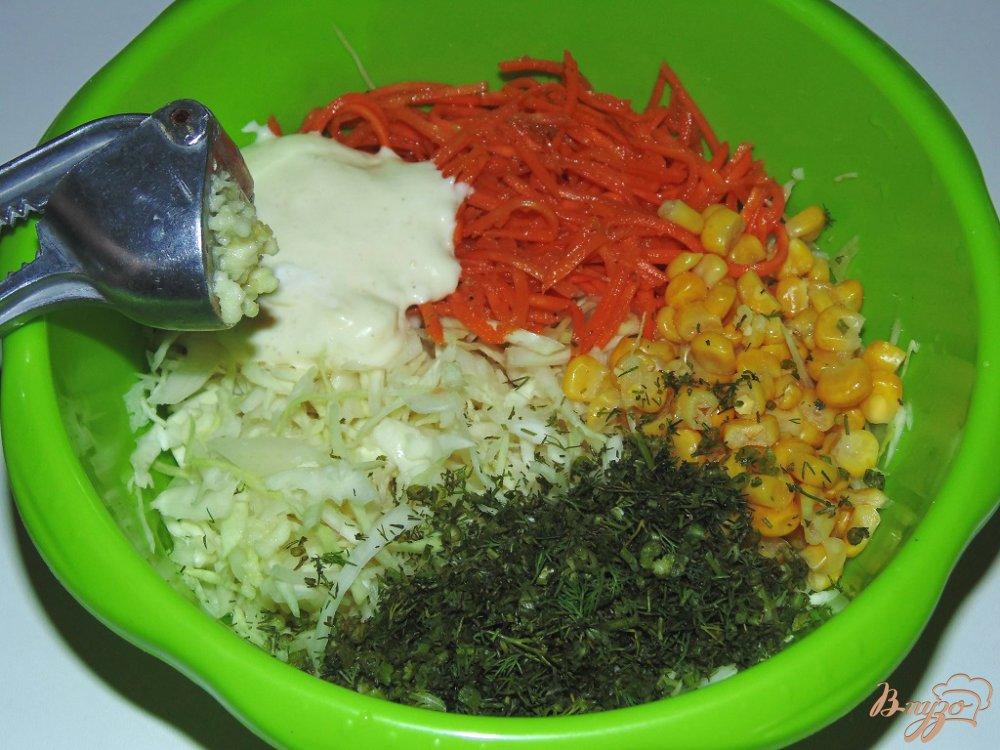Салат из китайской капусты с морковью рецепты