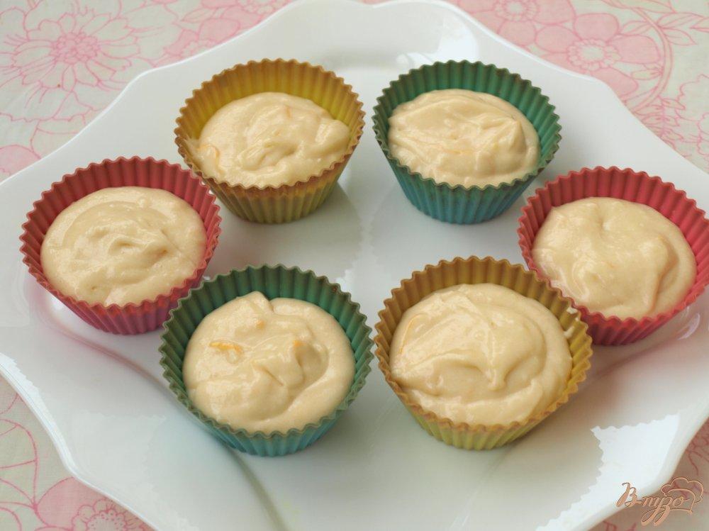 Рецепты кексов на маргарине в формочках
