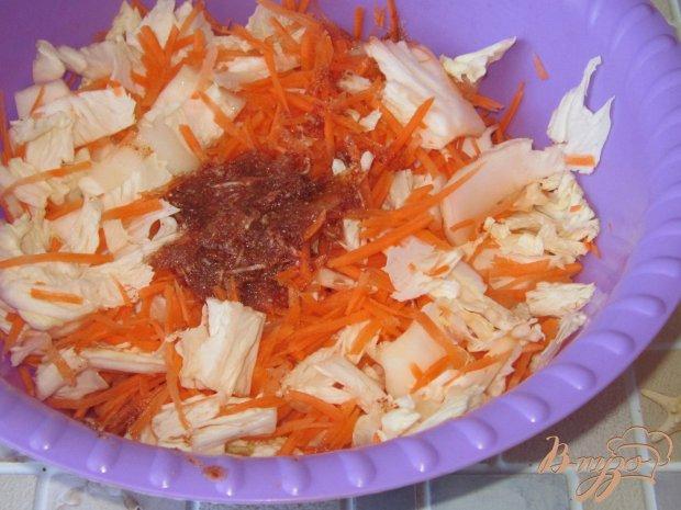 капуста пекинская по-корейски рецепт в домашних