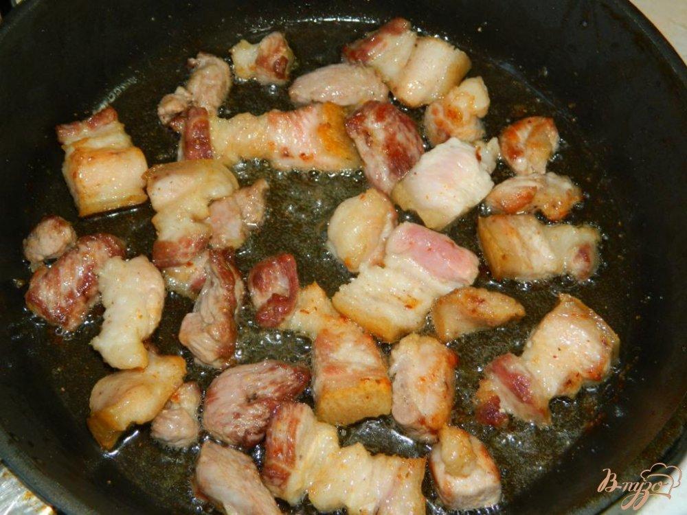 Приготовить мясо по деревенски
