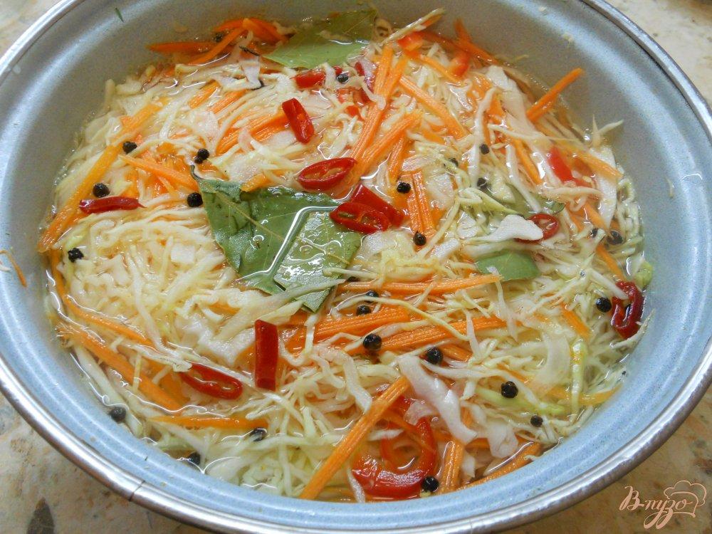 капуста маринованная с изюмом быстрого приготовления рецепт