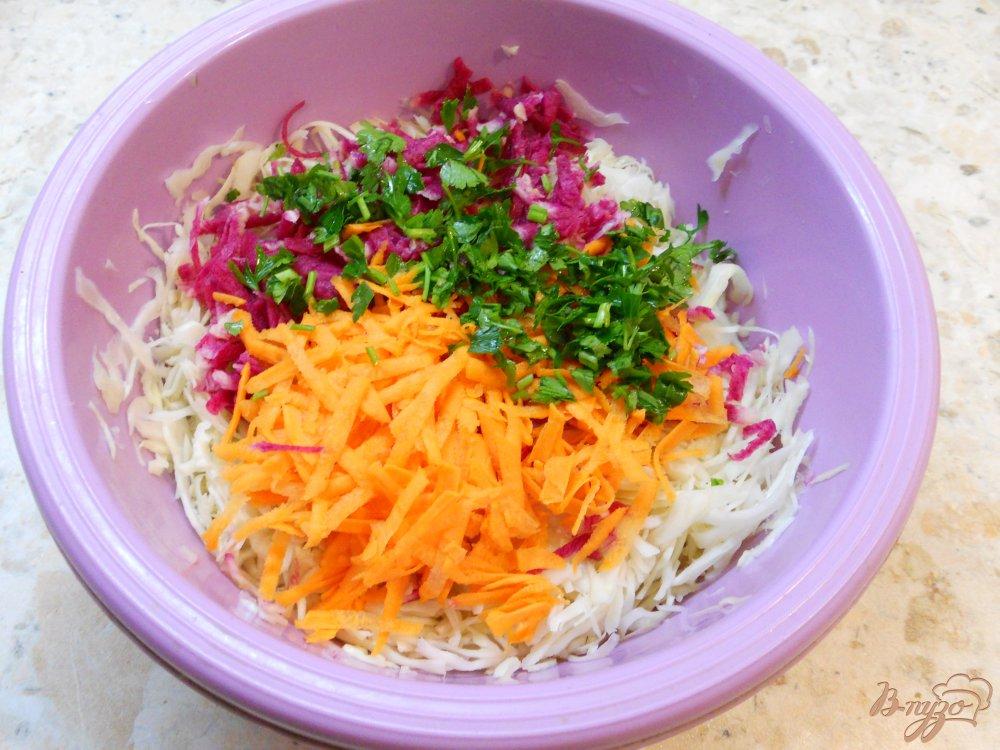 салат закусочный из капусты