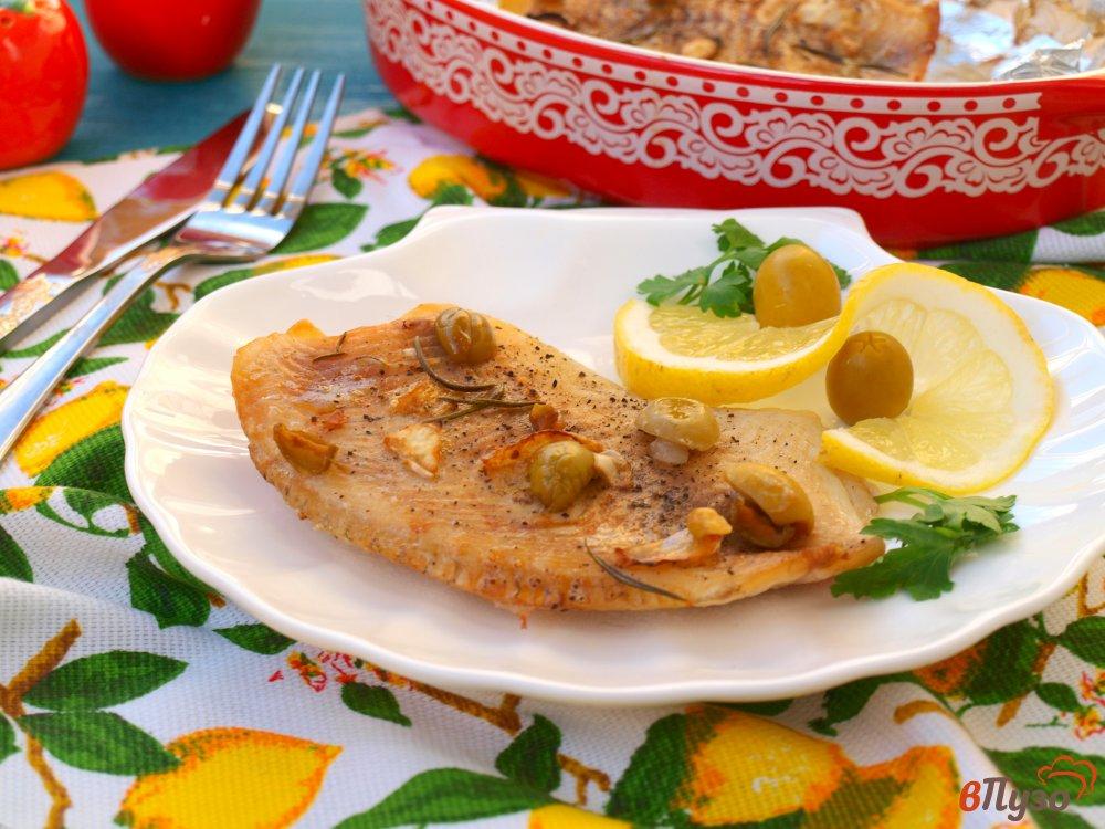 где блюда из филе тилапии следует отнести категории